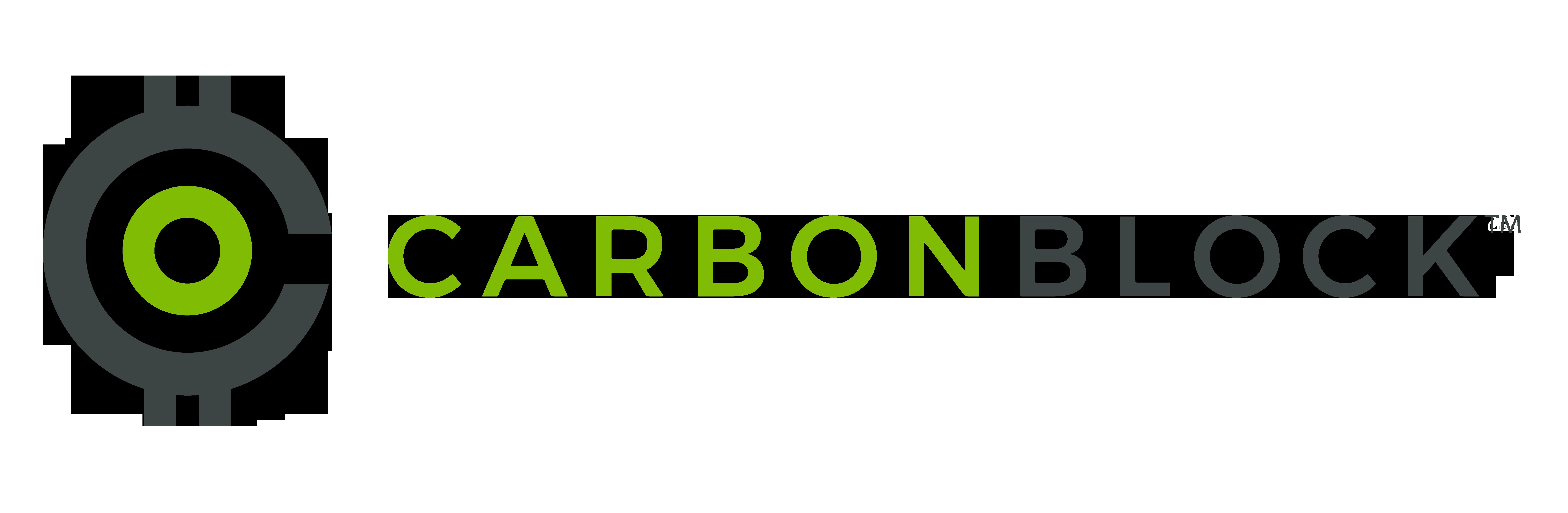 CarbonBlock-logo horizontal
